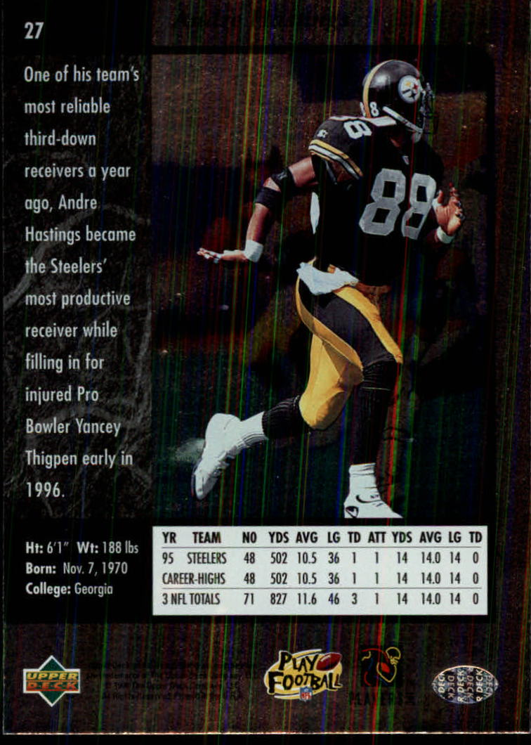1996-SP-Football-Singles-1-188-Your-Choice-GOTBASEBALLCARDS thumbnail 45