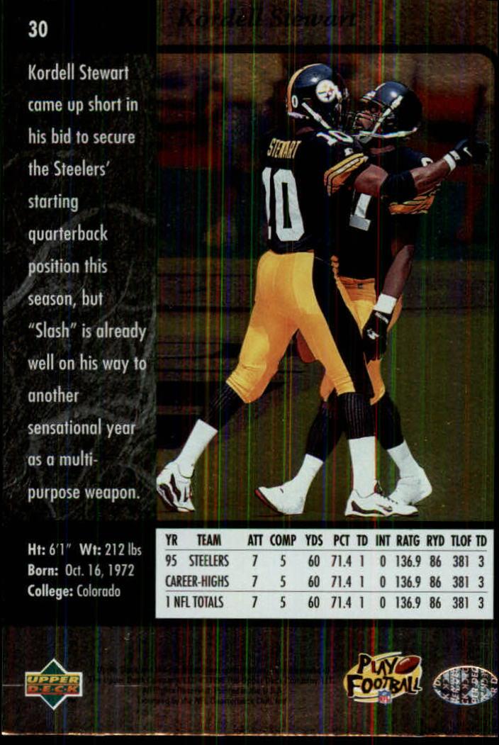 1996-SP-Football-Singles-1-188-Your-Choice-GOTBASEBALLCARDS thumbnail 49