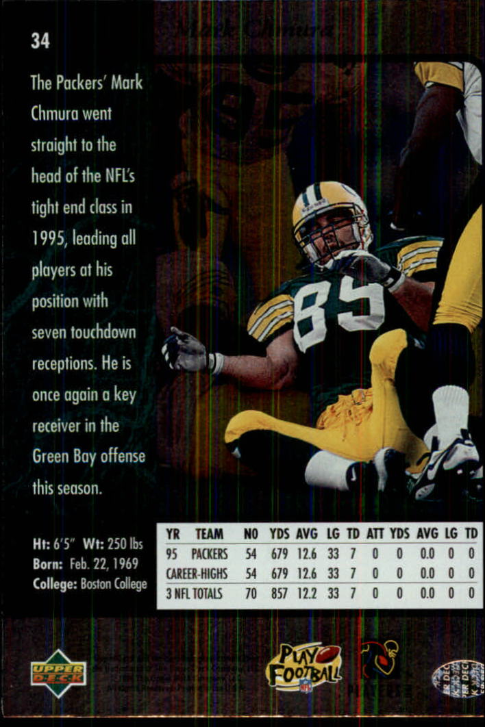 1996-SP-Football-Singles-1-188-Your-Choice-GOTBASEBALLCARDS thumbnail 55