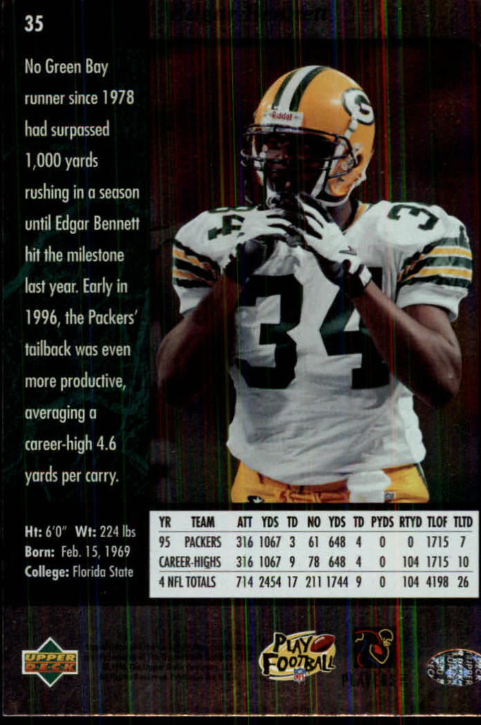 1996-SP-Football-Singles-1-188-Your-Choice-GOTBASEBALLCARDS thumbnail 57