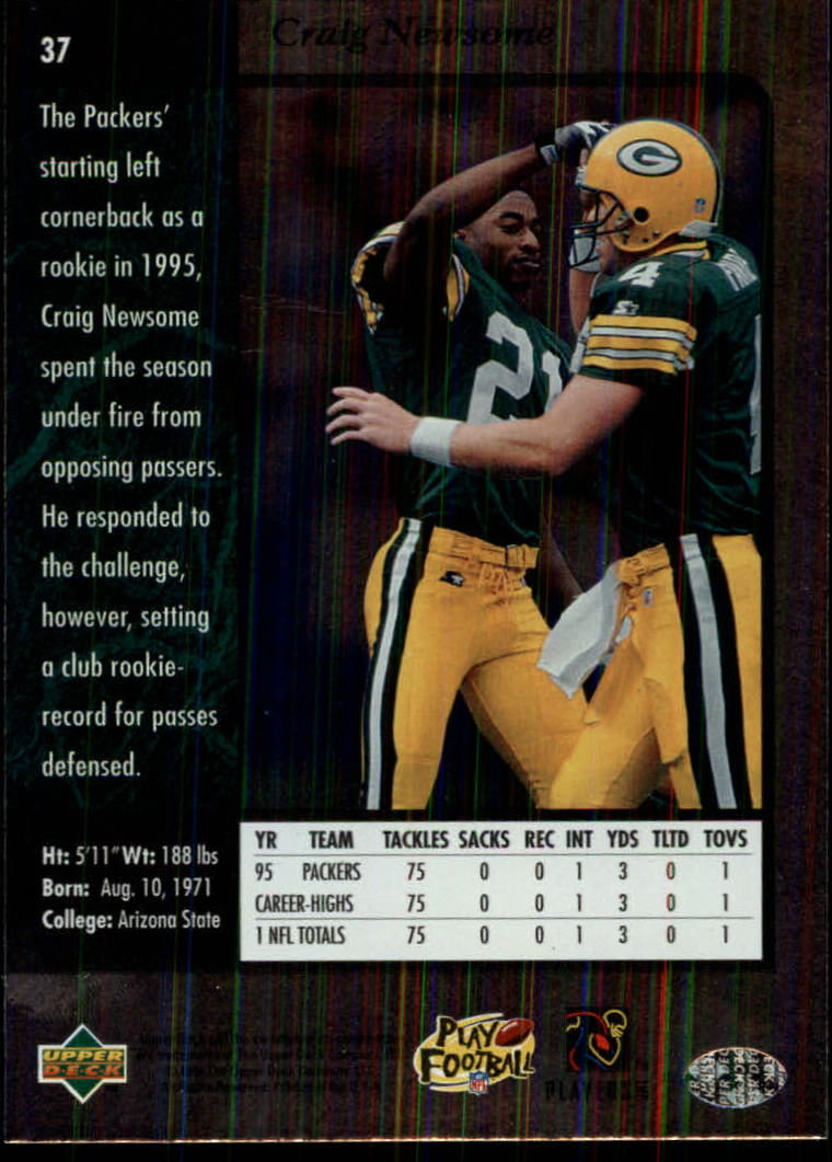 1996-SP-Football-Singles-1-188-Your-Choice-GOTBASEBALLCARDS thumbnail 61