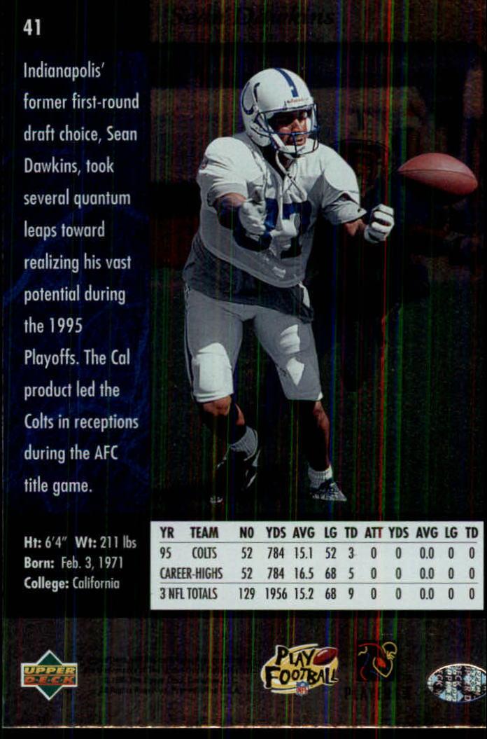 1996-SP-Football-Singles-1-188-Your-Choice-GOTBASEBALLCARDS thumbnail 69