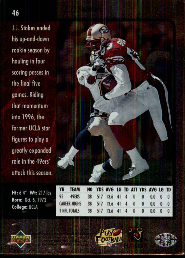 1996-SP-Football-Singles-1-188-Your-Choice-GOTBASEBALLCARDS thumbnail 79