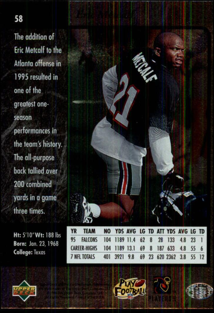 1996-SP-Football-Singles-1-188-Your-Choice-GOTBASEBALLCARDS thumbnail 103