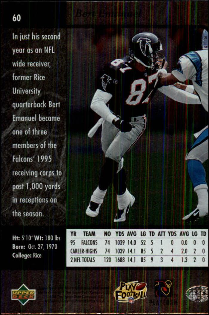 1996-SP-Football-Singles-1-188-Your-Choice-GOTBASEBALLCARDS thumbnail 105