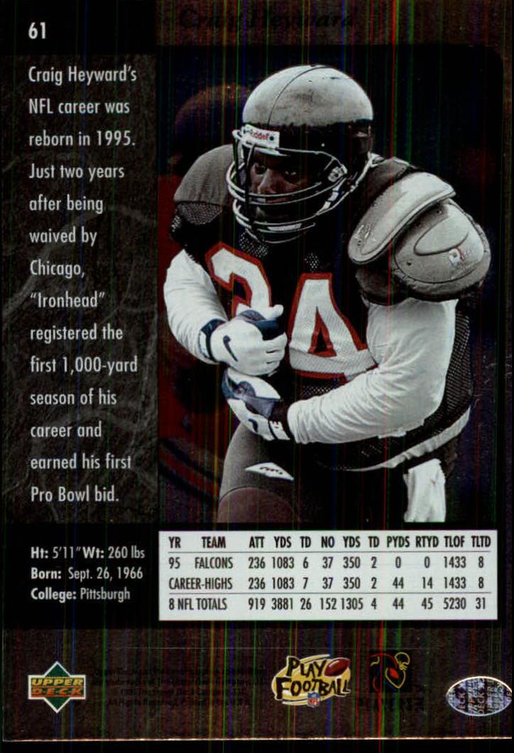 1996-SP-Football-Singles-1-188-Your-Choice-GOTBASEBALLCARDS thumbnail 107