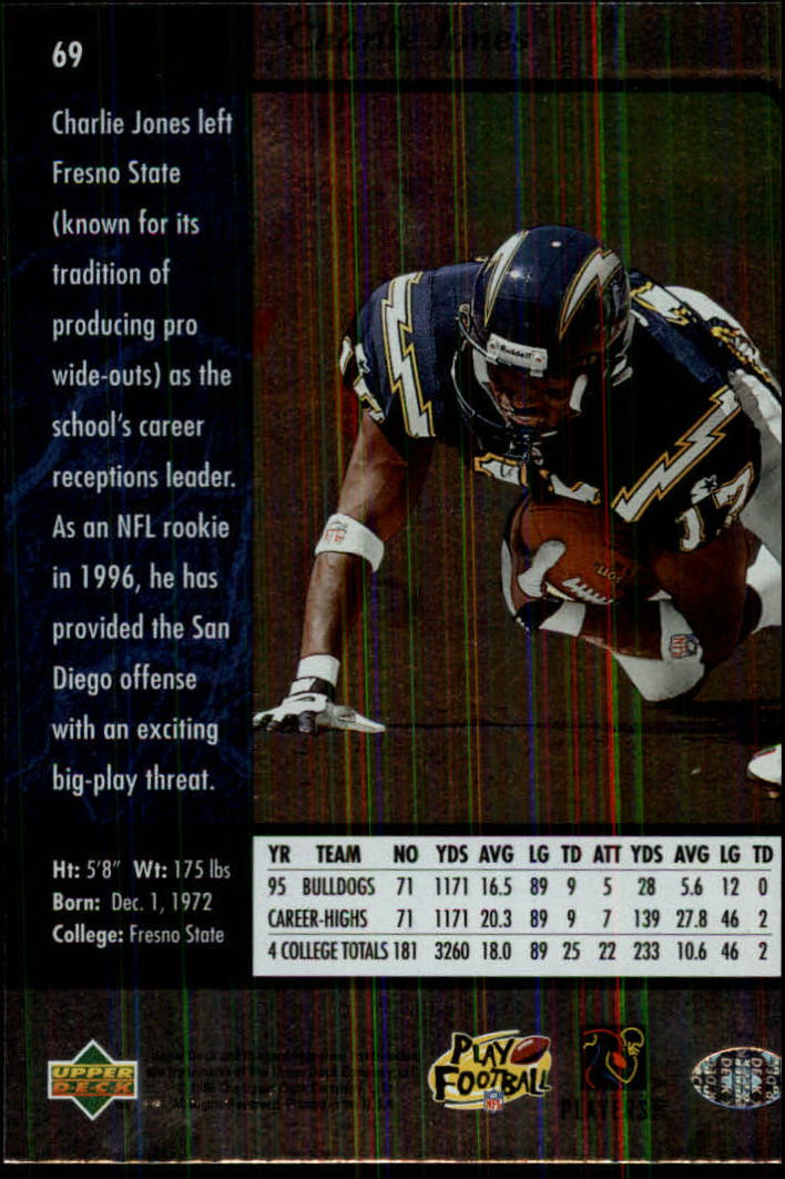 1996-SP-Football-Singles-1-188-Your-Choice-GOTBASEBALLCARDS thumbnail 123