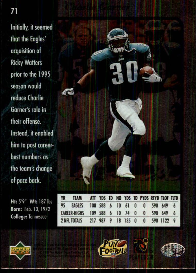 1996-SP-Football-Singles-1-188-Your-Choice-GOTBASEBALLCARDS thumbnail 127