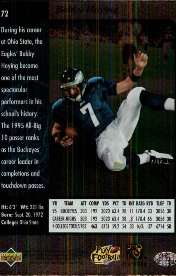 1996-SP-Football-Singles-1-188-Your-Choice-GOTBASEBALLCARDS thumbnail 129