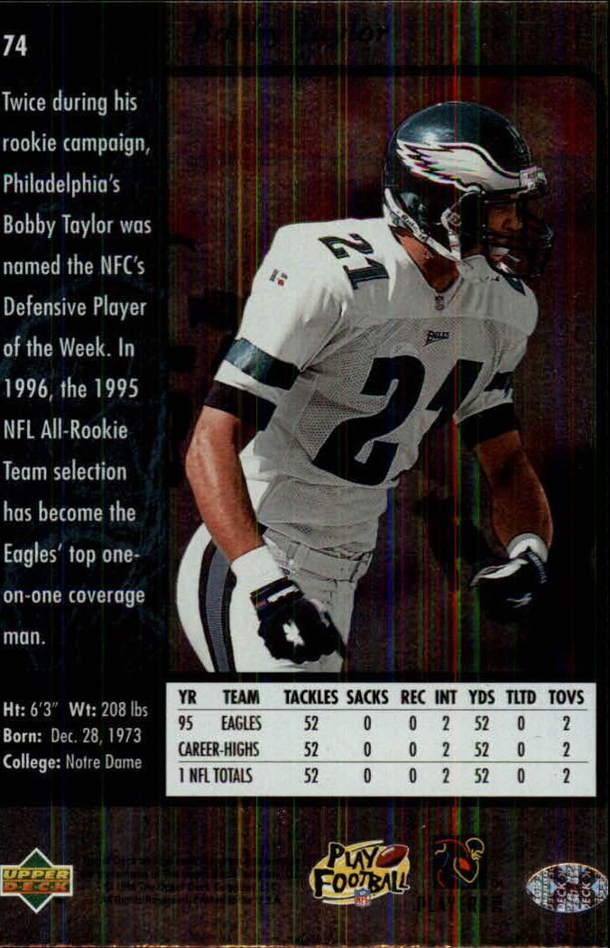 1996-SP-Football-Singles-1-188-Your-Choice-GOTBASEBALLCARDS thumbnail 133