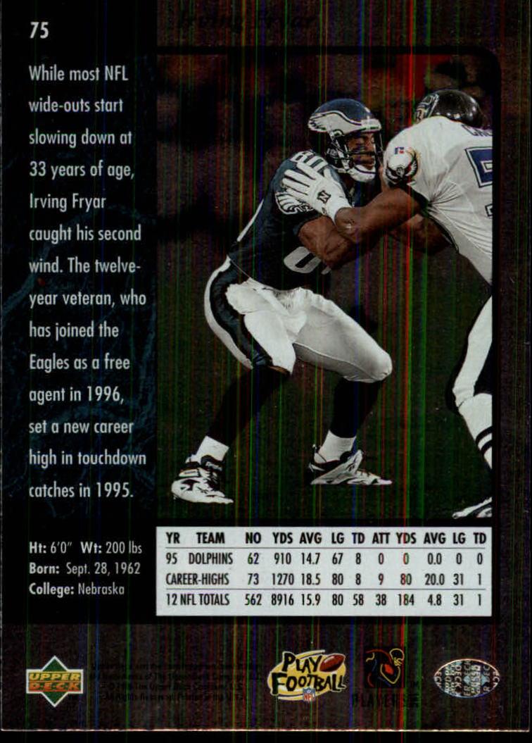 1996-SP-Football-Singles-1-188-Your-Choice-GOTBASEBALLCARDS thumbnail 135
