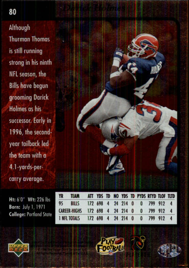 1996-SP-Football-Singles-1-188-Your-Choice-GOTBASEBALLCARDS thumbnail 145