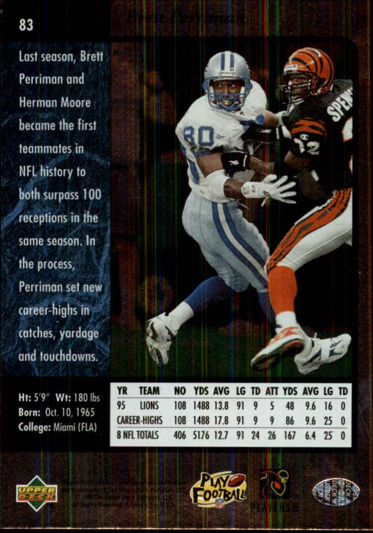 1996-SP-Football-Singles-1-188-Your-Choice-GOTBASEBALLCARDS thumbnail 151