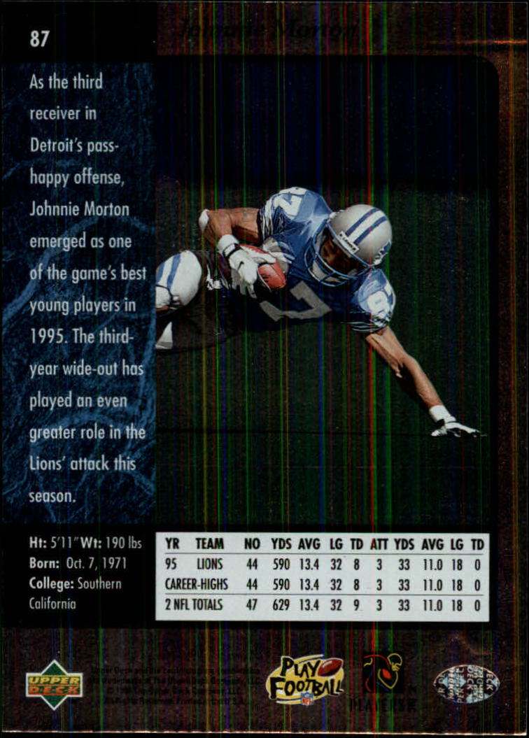 1996-SP-Football-Singles-1-188-Your-Choice-GOTBASEBALLCARDS thumbnail 159