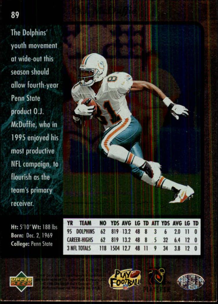 1996-SP-Football-Singles-1-188-Your-Choice-GOTBASEBALLCARDS thumbnail 163