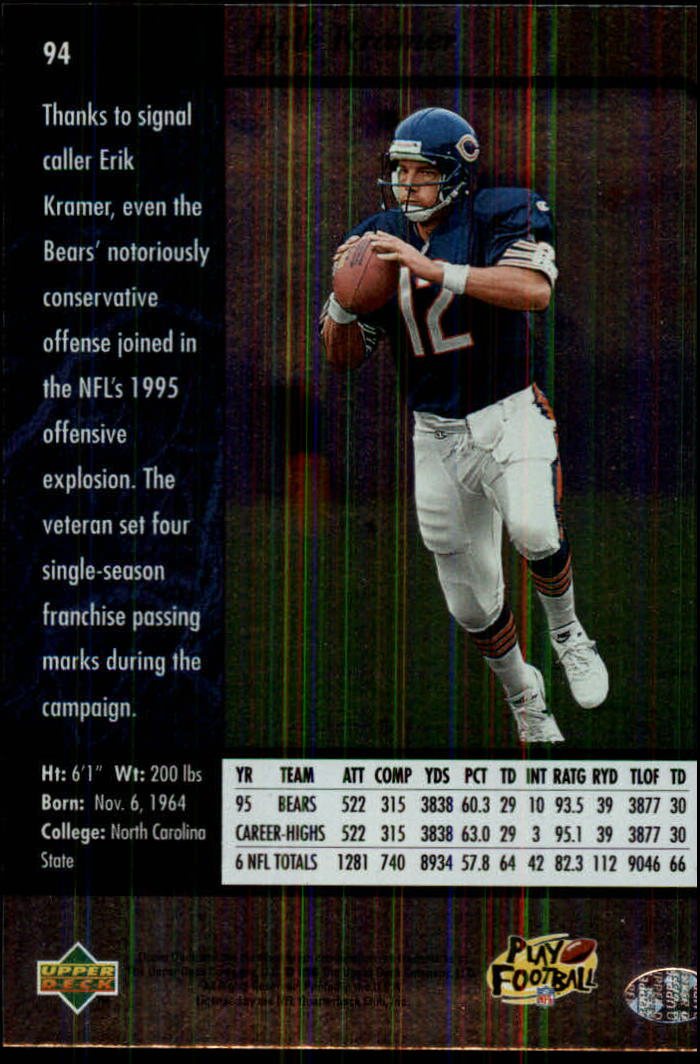 1996-SP-Football-Singles-1-188-Your-Choice-GOTBASEBALLCARDS thumbnail 171