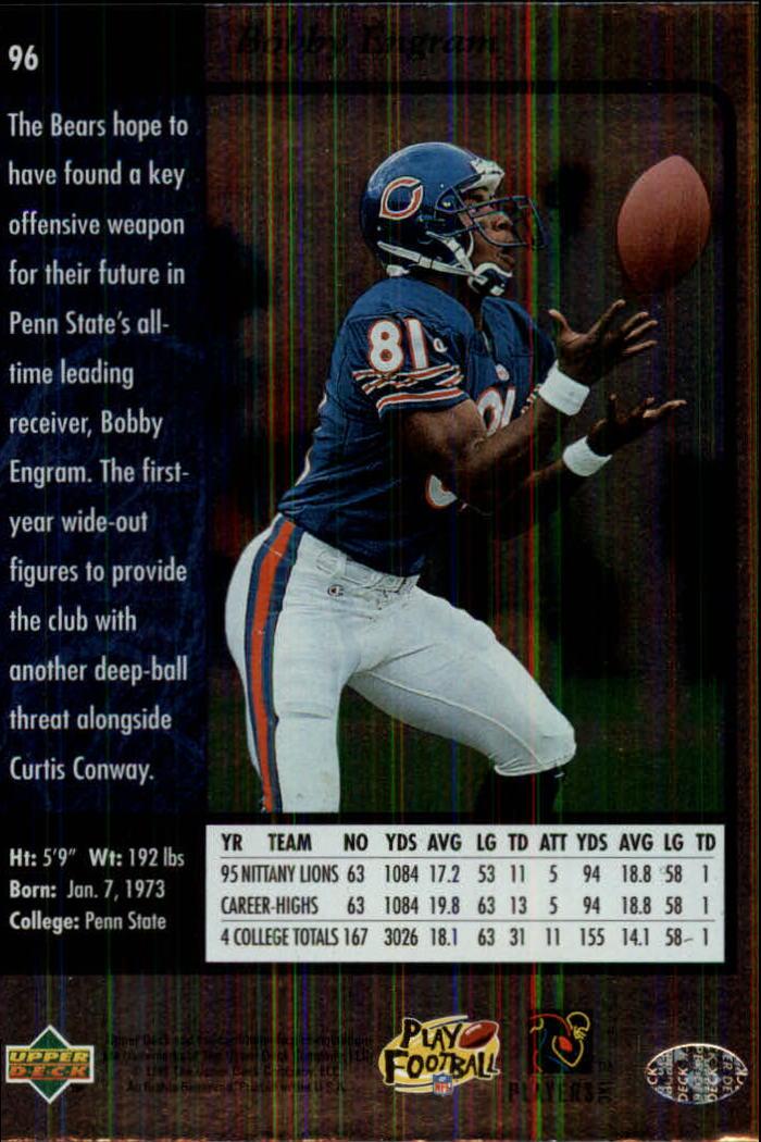 1996-SP-Football-Singles-1-188-Your-Choice-GOTBASEBALLCARDS thumbnail 175
