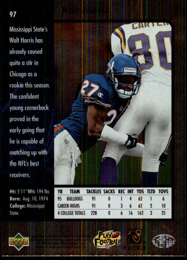 1996-SP-Football-Singles-1-188-Your-Choice-GOTBASEBALLCARDS thumbnail 177
