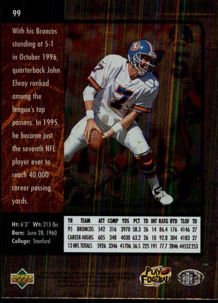 1996-SP-Football-Singles-1-188-Your-Choice-GOTBASEBALLCARDS thumbnail 181
