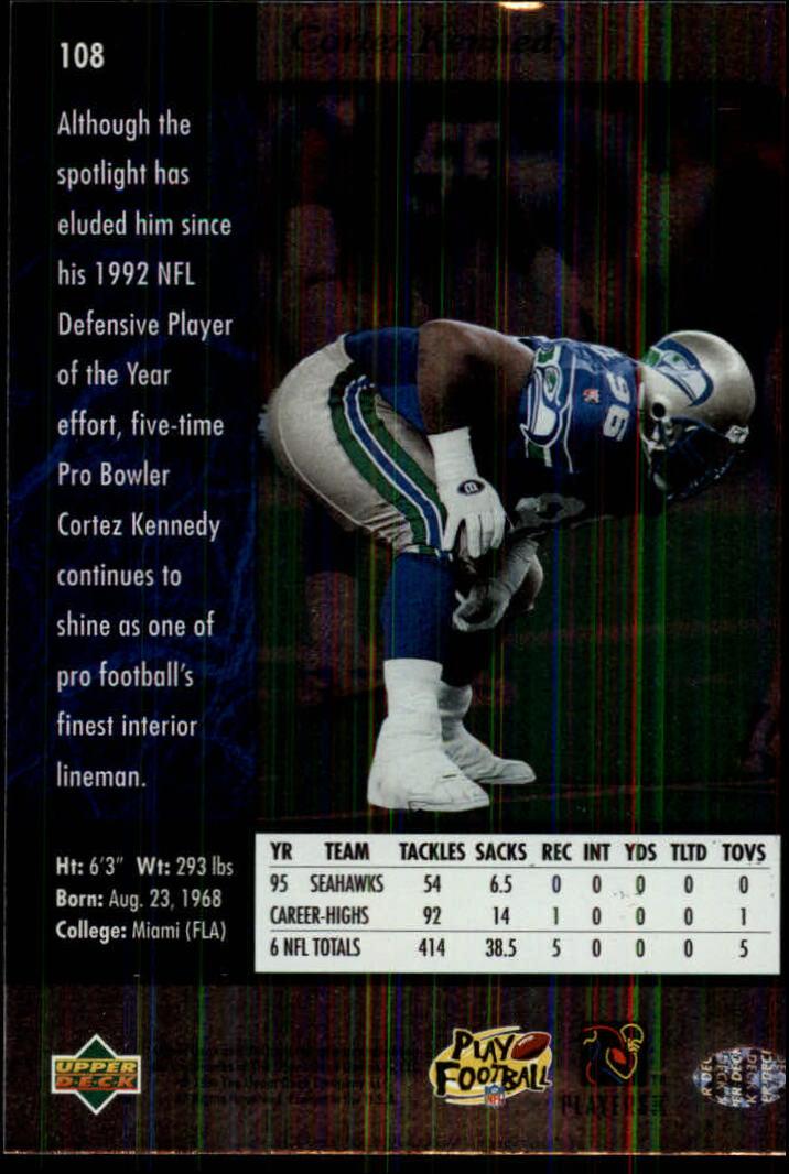 1996-SP-Football-Singles-1-188-Your-Choice-GOTBASEBALLCARDS thumbnail 195