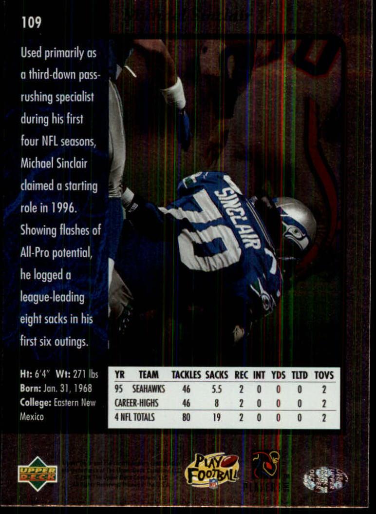 1996-SP-Football-Singles-1-188-Your-Choice-GOTBASEBALLCARDS thumbnail 197