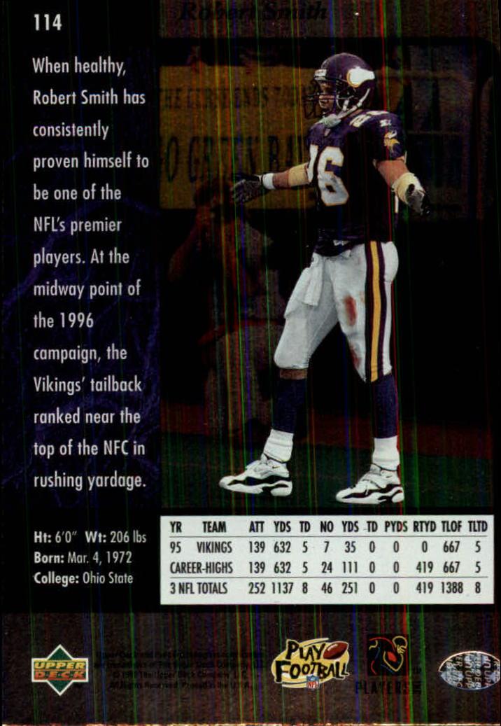 1996-SP-Football-Singles-1-188-Your-Choice-GOTBASEBALLCARDS thumbnail 207