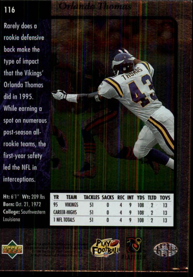 1996-SP-Football-Singles-1-188-Your-Choice-GOTBASEBALLCARDS thumbnail 211