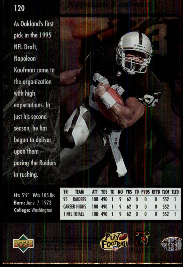 1996-SP-Football-Singles-1-188-Your-Choice-GOTBASEBALLCARDS thumbnail 217