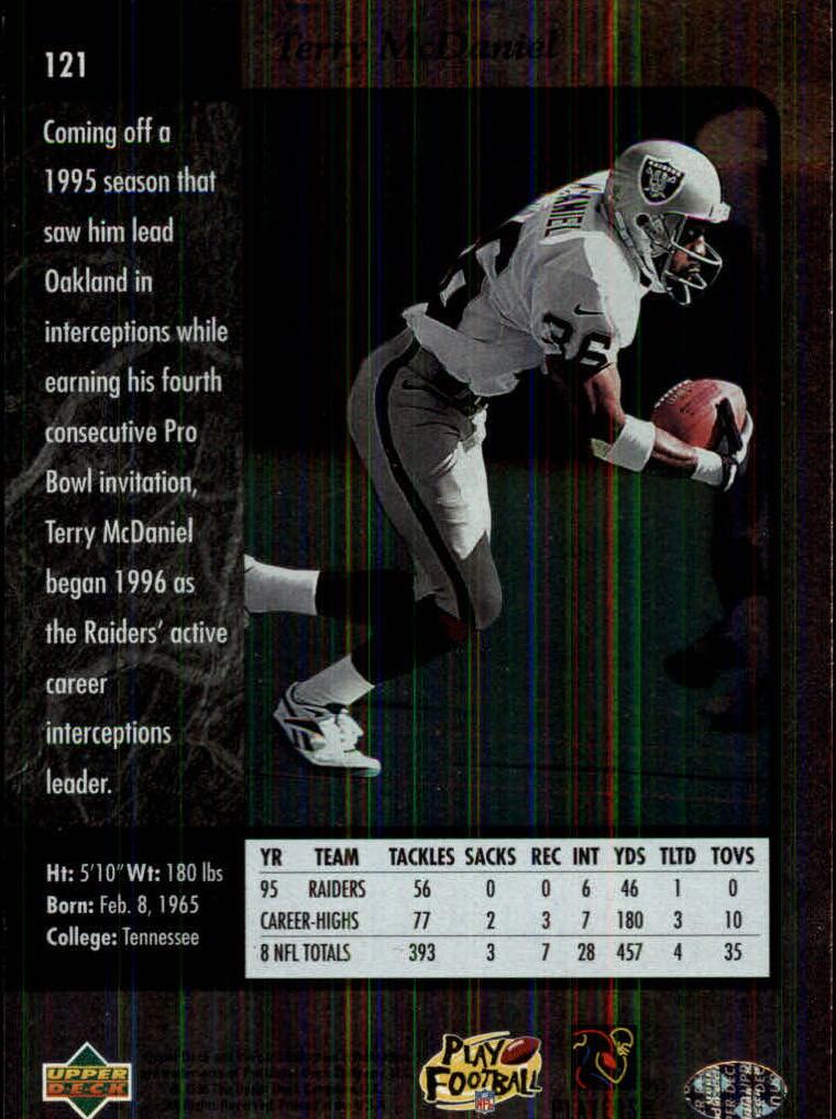1996-SP-Football-Singles-1-188-Your-Choice-GOTBASEBALLCARDS thumbnail 219