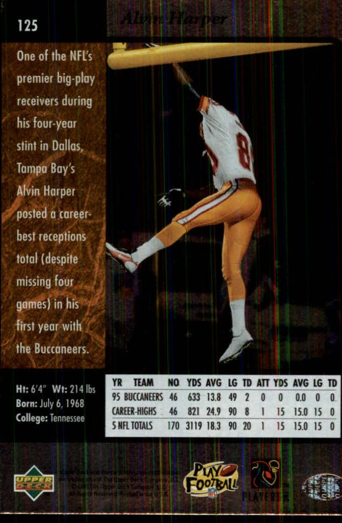 1996-SP-Football-Singles-1-188-Your-Choice-GOTBASEBALLCARDS thumbnail 227