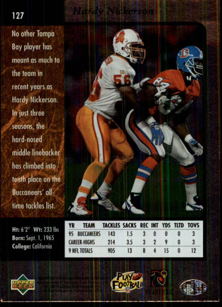 1996-SP-Football-Singles-1-188-Your-Choice-GOTBASEBALLCARDS thumbnail 229