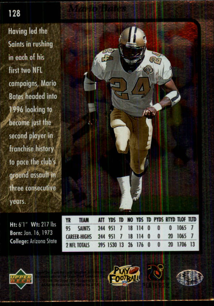1996-SP-Football-Singles-1-188-Your-Choice-GOTBASEBALLCARDS thumbnail 231