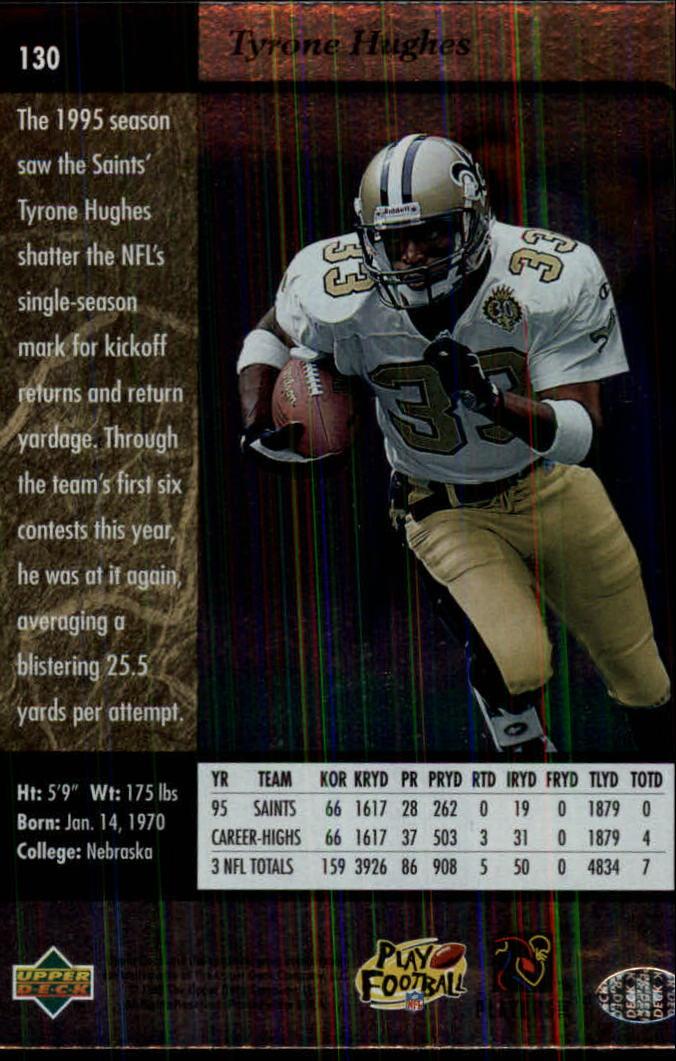 1996-SP-Football-Singles-1-188-Your-Choice-GOTBASEBALLCARDS thumbnail 235