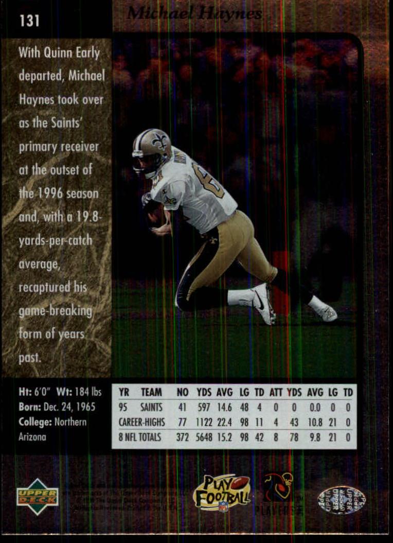 1996-SP-Football-Singles-1-188-Your-Choice-GOTBASEBALLCARDS thumbnail 237