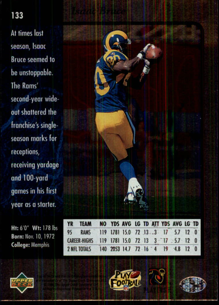 1996-SP-Football-Singles-1-188-Your-Choice-GOTBASEBALLCARDS thumbnail 241