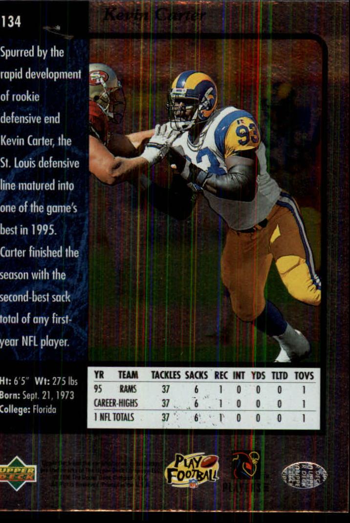 1996-SP-Football-Singles-1-188-Your-Choice-GOTBASEBALLCARDS thumbnail 243