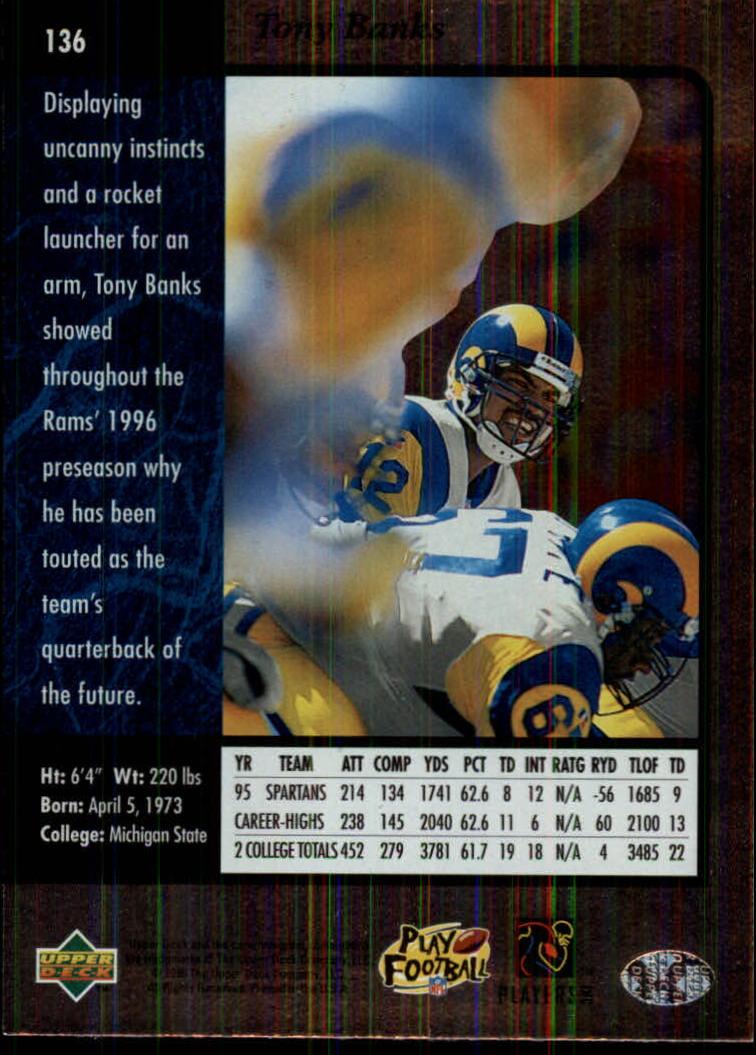 1996-SP-Football-Singles-1-188-Your-Choice-GOTBASEBALLCARDS thumbnail 245