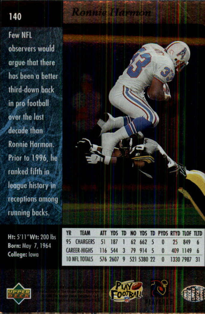 1996-SP-Football-Singles-1-188-Your-Choice-GOTBASEBALLCARDS thumbnail 253