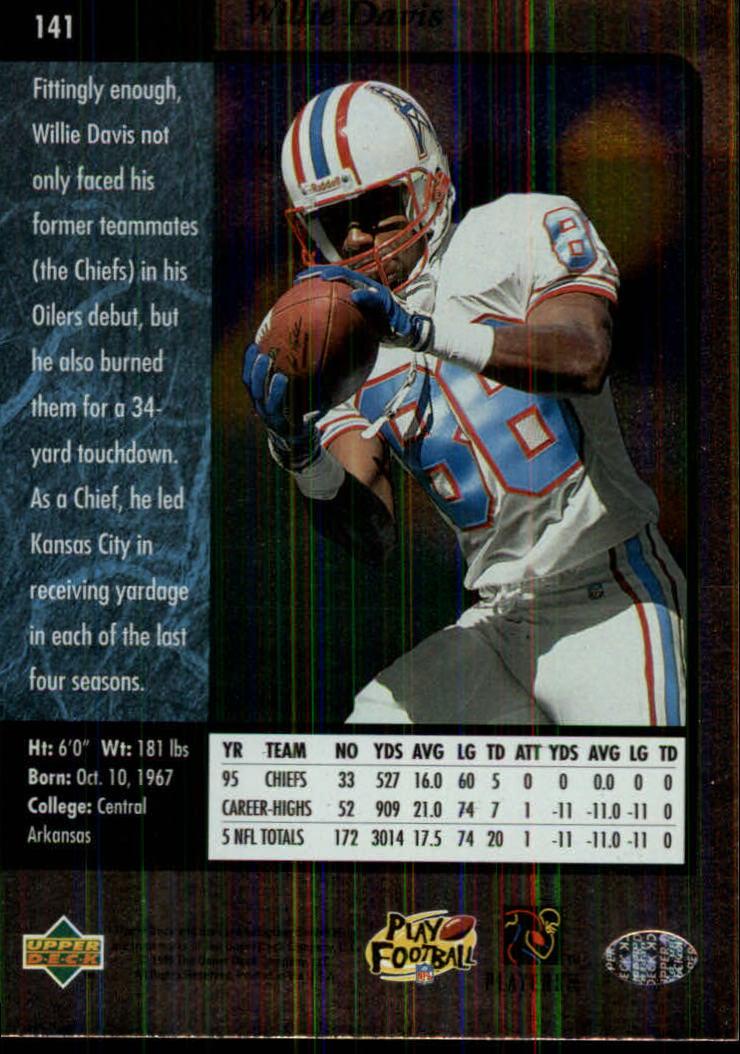 1996-SP-Football-Singles-1-188-Your-Choice-GOTBASEBALLCARDS thumbnail 255