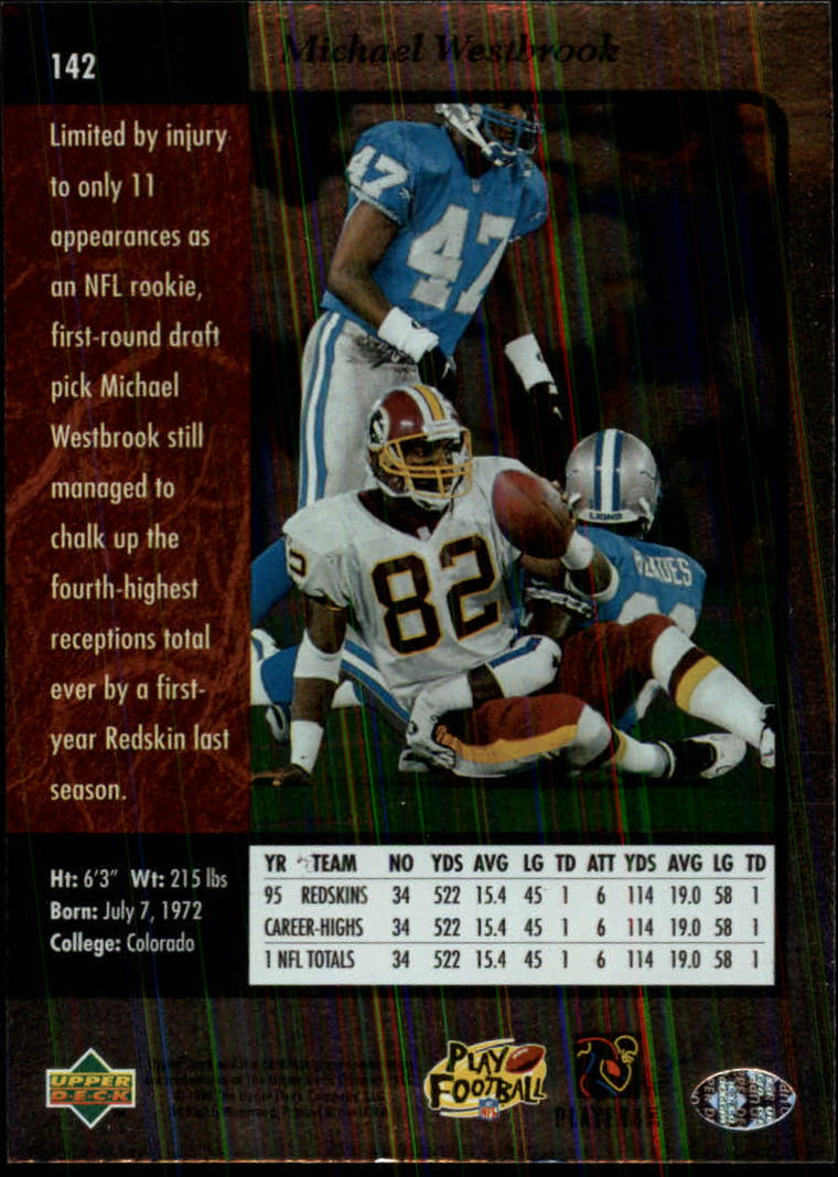 1996-SP-Football-Singles-1-188-Your-Choice-GOTBASEBALLCARDS thumbnail 257
