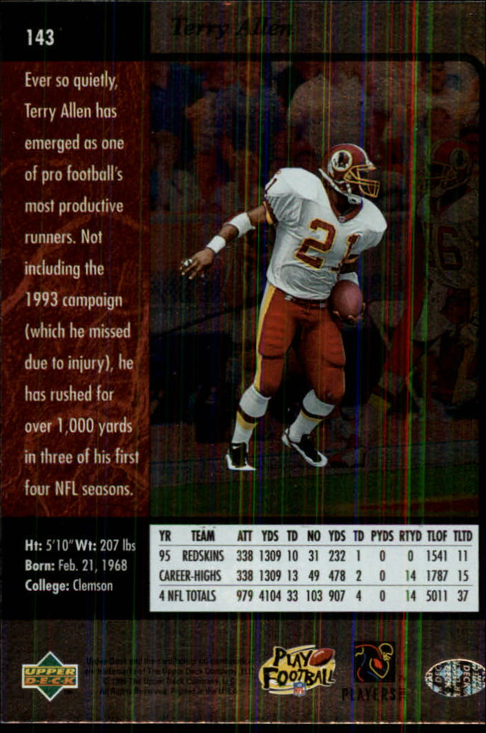 1996-SP-Football-Singles-1-188-Your-Choice-GOTBASEBALLCARDS thumbnail 259