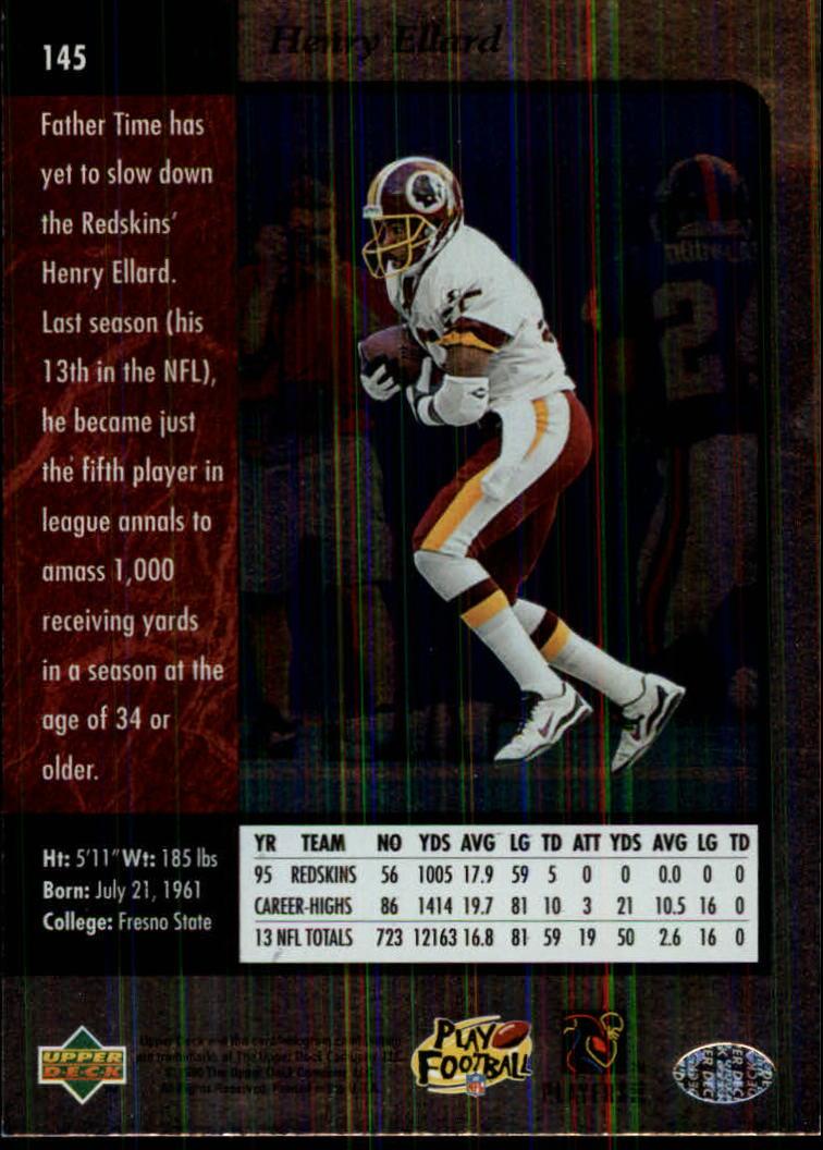 1996-SP-Football-Singles-1-188-Your-Choice-GOTBASEBALLCARDS thumbnail 263