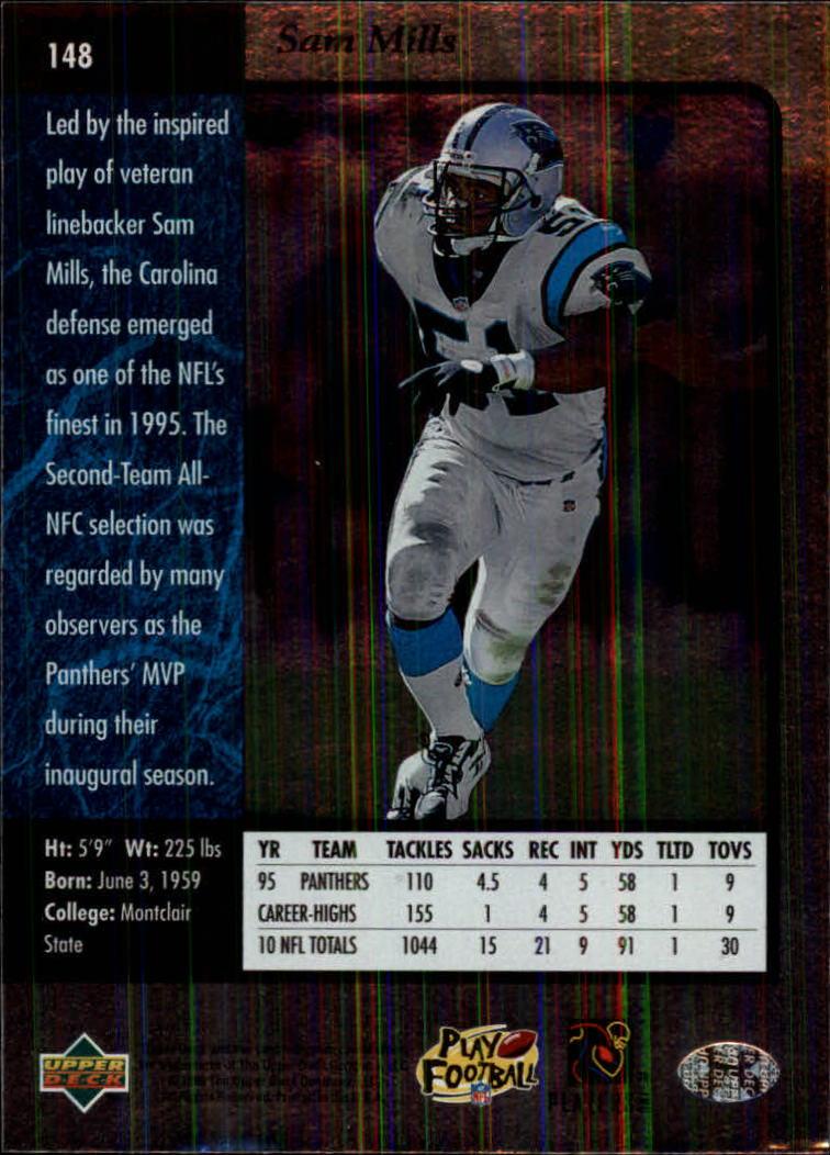 1996-SP-Football-Singles-1-188-Your-Choice-GOTBASEBALLCARDS thumbnail 269