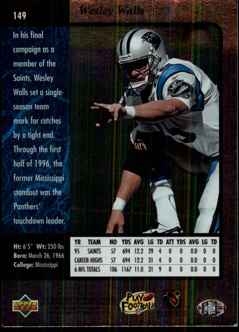 1996-SP-Football-Singles-1-188-Your-Choice-GOTBASEBALLCARDS thumbnail 271