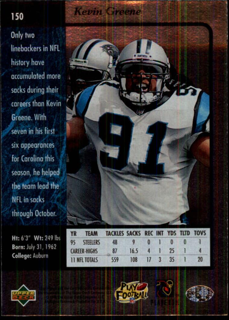 1996-SP-Football-Singles-1-188-Your-Choice-GOTBASEBALLCARDS thumbnail 273