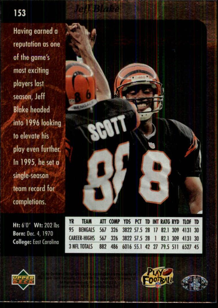 1996-SP-Football-Singles-1-188-Your-Choice-GOTBASEBALLCARDS thumbnail 277