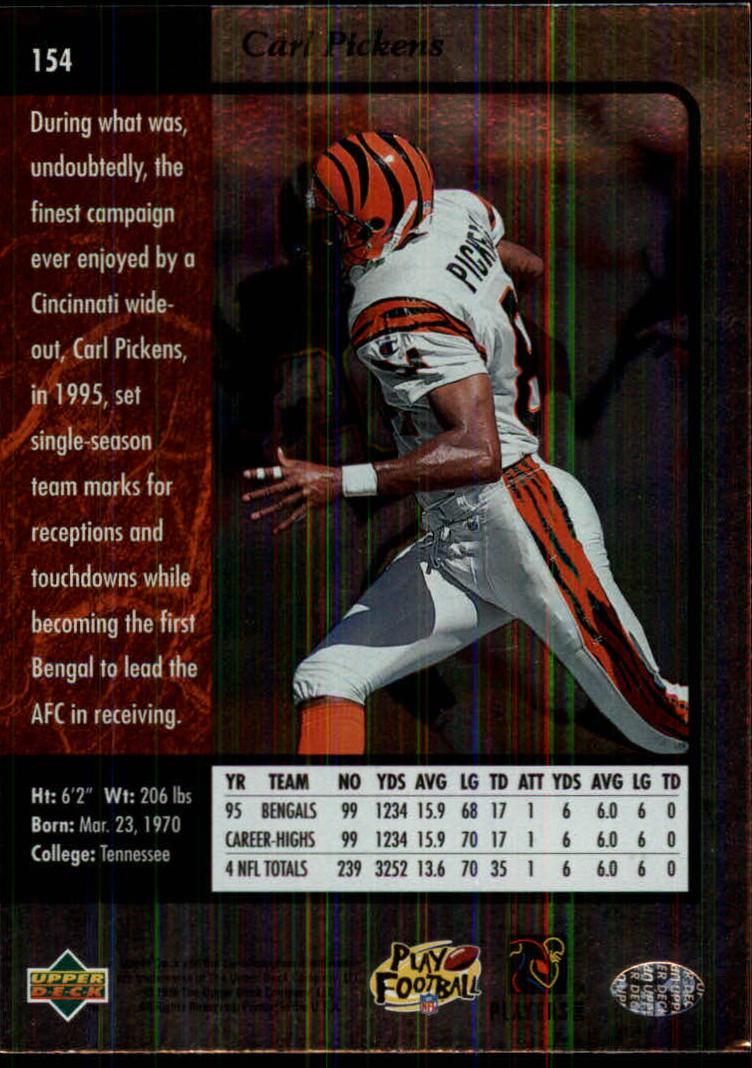1996-SP-Football-Singles-1-188-Your-Choice-GOTBASEBALLCARDS thumbnail 279
