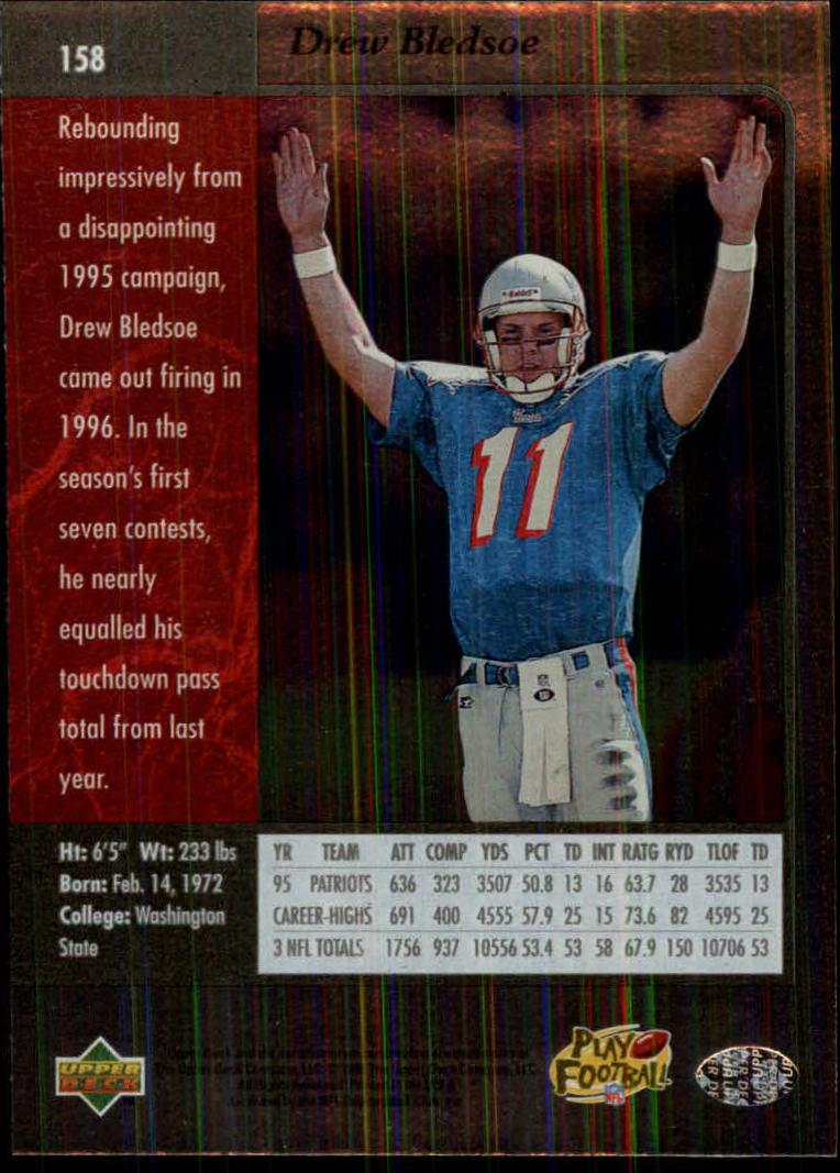 1996-SP-Football-Singles-1-188-Your-Choice-GOTBASEBALLCARDS thumbnail 287