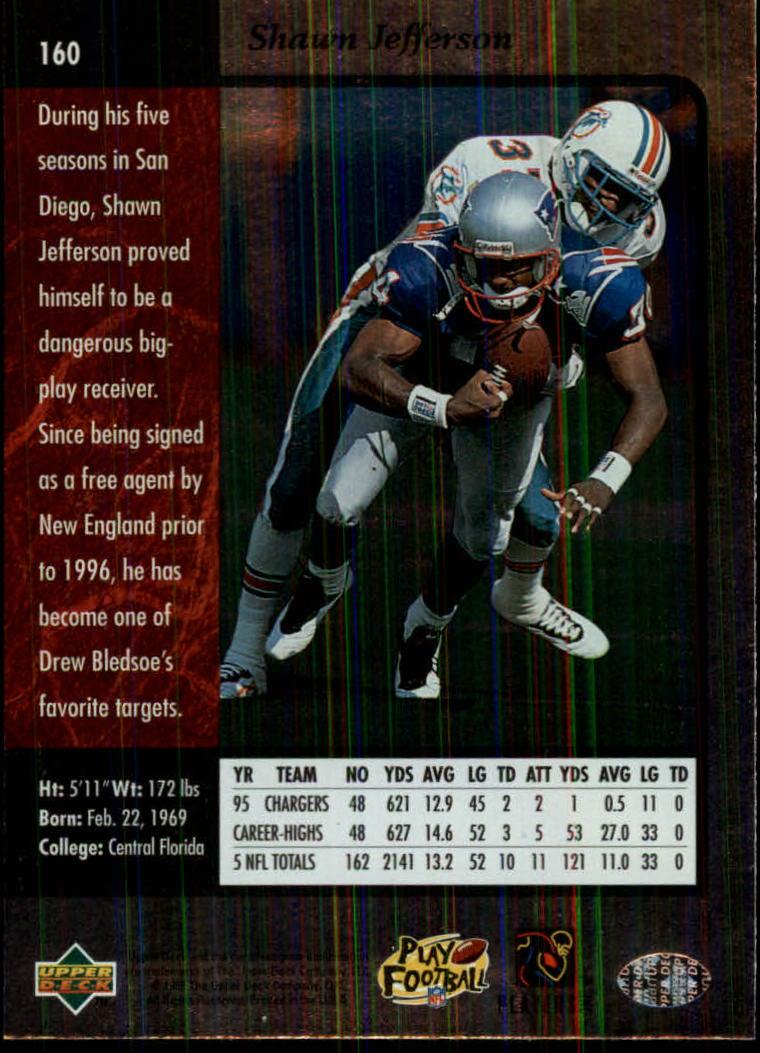1996-SP-Football-Singles-1-188-Your-Choice-GOTBASEBALLCARDS thumbnail 291