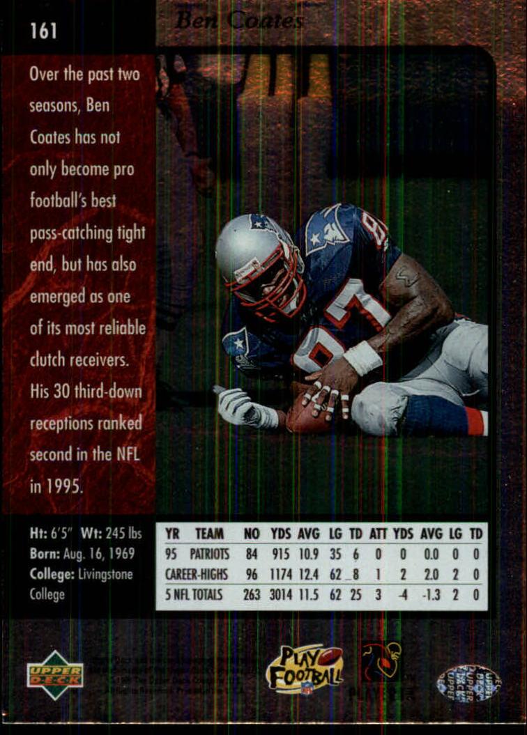1996-SP-Football-Singles-1-188-Your-Choice-GOTBASEBALLCARDS thumbnail 293